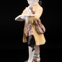 Моцарт, Goldscheider, Австрия, нач. 20 в