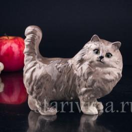 Фарфорвая статуэтка Персидский котенок, Royal Doulton, Великобритания, вт. пол. 20 в.